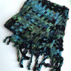 another kind of sakiori scarf