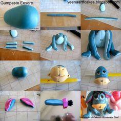 http://veenaartofcakes.blogspot.co.il/2012/06/gum-paste-eeyore-from-winnie-pooh.html