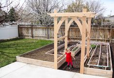 Vegetable Garden Arbor DIY Plans of Raised Garden Small Garden Arbour, Garden Arbor, Garden Nook, Garden Trellis, Plant Trellis, Garden Mats, Garden Swings, Garden Entrance, Herb Garden