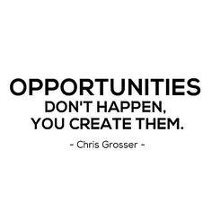 Vamos criar nossas oportunidades #menosblábláblá #maisação #nãoesperequeaguémfaçaporvocê #aculpadoseusucessooudoseufracassoésua