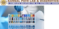 Kansal path lab is the best pathology lab in Yamuna Vihar, Delhi. We provide the blood test, thyroid blood test, full body checks up services at best price.