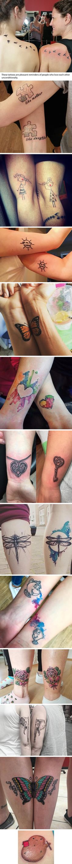 Mother-Daughter Tattoos Celebrating Their Special Life-Long Bond . Browse new photos about Mother-Daughter Tattoos Celebrating Their Special Life-Long Bond . Wolf Tattoos, Finger Tattoos, Body Art Tattoos, Belly Tattoos, Mother And Daughter Tatoos, Tattoos For Daughters, Mother Daughters, Mother Daughter Infinity Tattoos, Diy Tattoo