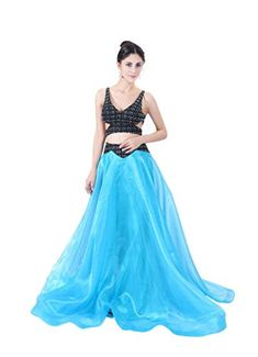 COROLA DIOSA Women's A Line Organza Evening Dresses Advanced Customization Suit-Dress Party Dress Size 4 6 8 10 US Blue (8) Women's Evening Dresses, Prom Dresses, Formal Dresses, Dress Party, Suits, Blue, Fashion, Dresses For Formal, Party Dress