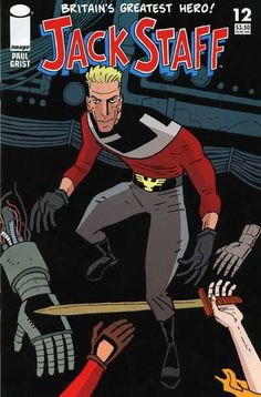 Jack Staff #12 (Issue)