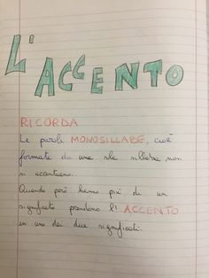 Accento Bullet Journal, Education, Math, Blog, Studio, Alphabet, Teachers, Musica, Math Resources