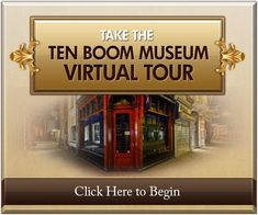 Free Corrie Ten Boom Virtual Museum Tour via Jamerrill Stewart {Free Homeschool Deals} Corrie Ten Boom, Virtual Museum Tours, Virtual Tour, Virtual Travel, Pepsi, Holland, Tapestry Of Grace, Virtual Field Trips, Challenge