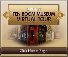 Free Corrie Ten Boom Virtual Museum Tour