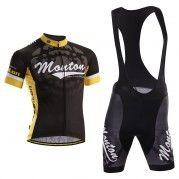 Monton EVO Motive Power Yellow Mens Cycling Bib Kits 5b2d9808e