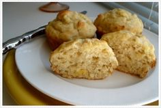 Gluten-Free Coconut Pineapple Muffins, hot from the oven with a cup of rooibos tea.