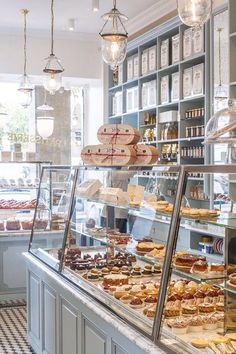 French holiday vacation travel inspiration: Sebastien Gaudard patisserie, Paris (pd)