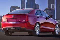 #Cadillac ATS