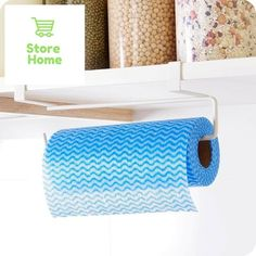 Kitchen Paper Roll Holder Storage Sundries Home Tools  #MAIKAMI