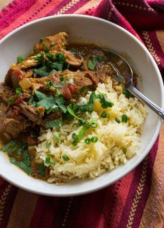 Crock Pot Coconut Pork Curry - What the Forks for Dinner? Crock Pot Coconut Pork Curry - What the Forks for Dinner? Pork Curry Recipe, Curry Recipes, Pork Recipes, Slow Cooker Recipes, Paleo Recipes, Crockpot Recipes, Recipies, Free Recipes, Easy Whole 30 Recipes