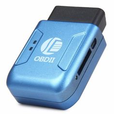 New OBD2 OBDII GPS GPRS Real Time Tracker Car Vehicle Tracking System With Geofence protect Vibration Cell Phone SMS alarm alert