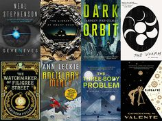 Best books to give (and get): Top sci-fi and fantasy picks of 2015