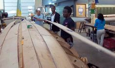 Building the St. Ayles skiff