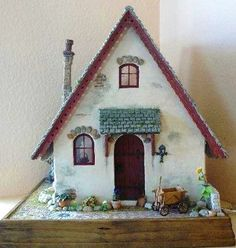 Irmgard's Storybook Cottage