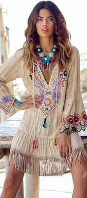 45 Exclusive Spring Boho Outfit Trends 2019 - Page 4 of 4 - Gravetics Gypsy Style, Hippie Style, Bohemian Style, Hippie Boho, White Bohemian, Boho Gypsy, Hippie Hats, Bohemian Fall, Modern Hippie