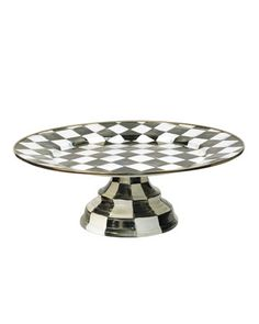 $100 Large Pedestal Tray. Would be perfect for kitchen display or cakes if it had a matching cake dome.