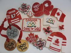 Olympic Cookies | Flickr - Photo Sharing!