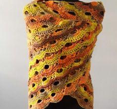 Jesienna chusta virus na szydełku Hooks, Crochet, Fashion, Moda, Fashion Styles, Ganchillo, Crocheting, Fashion Illustrations, Knits
