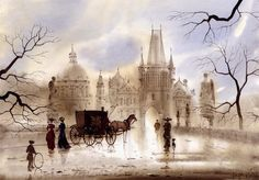 Картины художников Светланы и Сабира Гаджиевых