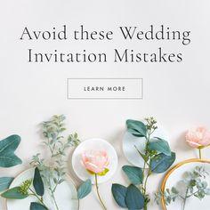 Wedding Invitations Etiquette Tips Budget Wedding, Diy Wedding, Wedding Planning, Wedding Ideas, Wedding Stuff, Wedding Invitation Etiquette, Destination Wedding Invitations, Paper Culture, Sustainable Wedding