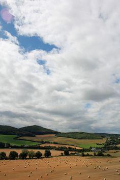 The Rock of Dunamase, Ireland