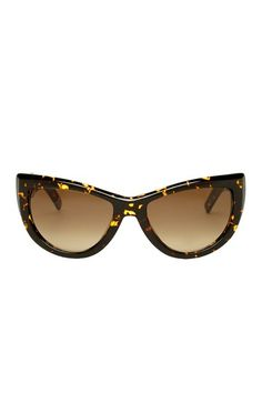 Women's Occhiali Da Sole Plastic Fashion Sunglasses by Valentino on @HauteLook