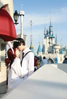 Disneyland with you <3