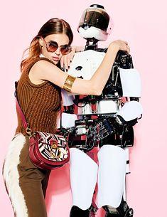 On ose le maximalisme - Madame Figaro Ose, Business Innovation, Silhouette, Fendi, Peplum Dress, Chloe, Inspiration, Dresses, Style