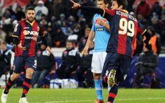 Il Bologna batte in amichevole il Solignano per 8-0 #bologna #solignano #napoli