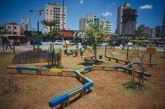 Projeto Ilha - Erê Lab Largo da Batata #ErêLab #playground #freeplay #largodabatata
