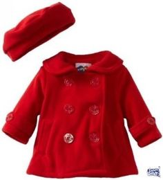 Good Lad Baby-Girls Infant Fleece Peacoat Good Lad, http://www