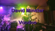 Strongly inspired by his brother-in-law 🅲🅰🅻🆅🅸🅽 🆁🆄🆂🆂🅴🅻🅻, David Minster makes the most of it and offers us Rock and Blues to the rhythms of the American Far We. Voodoo, Law, Brother, Blues, David, Neon Signs