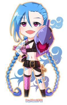 League of Legends ♥ Chibi ♥