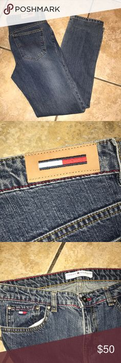 Tommy Hilfiger Jeans Size 10 Inseam 32 inches Tommy Hilfiger Jeans Size 10 Inseam 32 inches Tommy Hilfiger Jeans