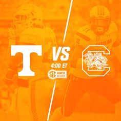 The #Vols will play South Carolina at 4 pm ET on @SECNetwork on Nov. 7
