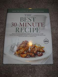 The Best 30-Minute Recipe: Cook's Illustrated Magazine: 9780936184982: Amazon.com: Books