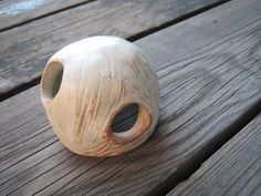 Small Ceramic Fish Cave  Ceramics and Pottery  by WhiteCitrus $18.00