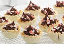 Chocolate-Peppermint Tuxedo Cups  - The Pampered Chef®