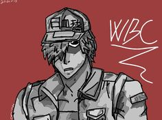 Fehérvérsejt, Hatarakou Saibo, Wheit Blood Cell, Cells at Work Blood Cells, Wicked, Fictional Characters, Art, Art Background, Kunst, Performing Arts, Fantasy Characters, Art Education Resources