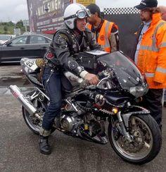Ottonero Cafe Racer: Ace -- suzuki tl ;) Suzuki Cafe Racer, Cafe Racers, Rockers, Motorcycles, Motorbikes, Motorcycle, Biking, Crotch Rockets