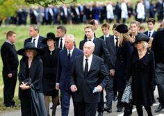 Funeral of Deborah, Dowager Duchess