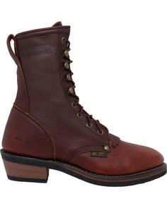 Ad Tec Women's Chestnut Leather Packer Boot Soft Toe Chestnut M Brown, Country Boots, Shoe Last, Mens Sale, Baby Clothes Shops, Handbag Accessories, Street Style Women, Girls Shoes, Combat Boots, Toe