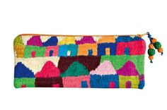 Syrian hand-stiched purse