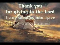 Thank You - Ray Boltz I love thia song! Christian Song Quotes, Christian Singers, Christian Music, Gospel Music, Music Songs, Music Videos, Sing To The Lord, Praise The Lords, Ray Boltz