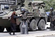 NATO rozosialo smrť i rakovinu. Dnes sa vojaci na základniach NATO trávia rakovinotvornou kosovskou minerálkou - Hlavné správy