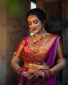 Saree Blouse, Sari, Stylish Sarees, Pearl Chain, Big Day, Silk Sarees, Bridal Sarees, Brides, Mango
