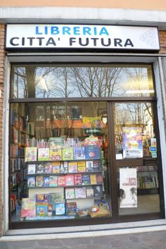 libreria città futura via bonacini 137 modena